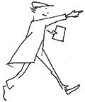 Literarische Spaziergänge und Exkursionen Logo
