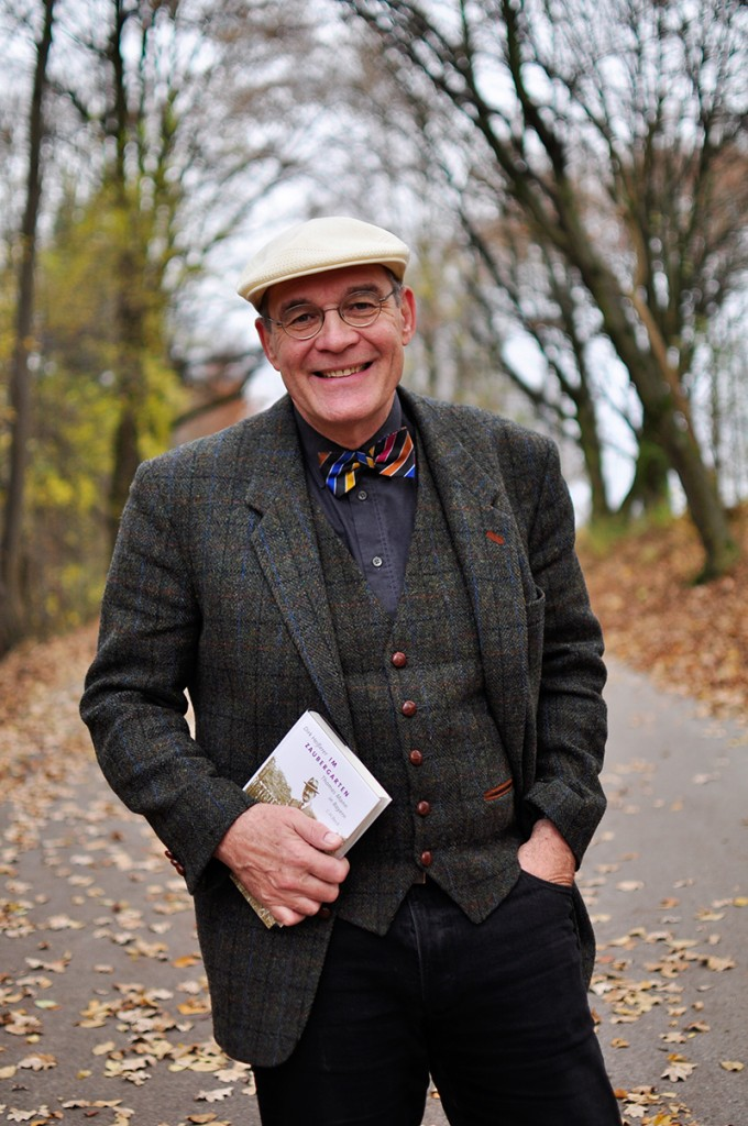 Dr. Dirk Heißerer Foto: Milena Heißerer (amazedmag), November 2016.